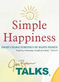 Simple Happiness DVD - recorded live - 8 Characteristics of Happy People